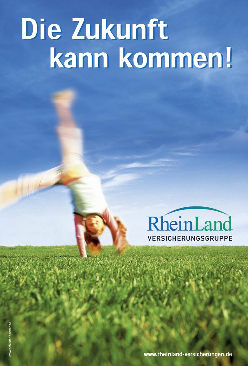 Rheinland Imageanzeige: Radschlagendes Kind