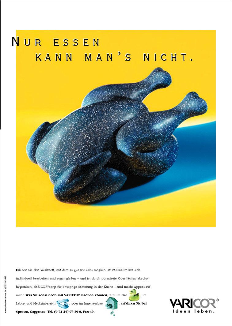 Varicor Anwendungsanzeige: Küche- Uwe Groß (Konzept/Text)