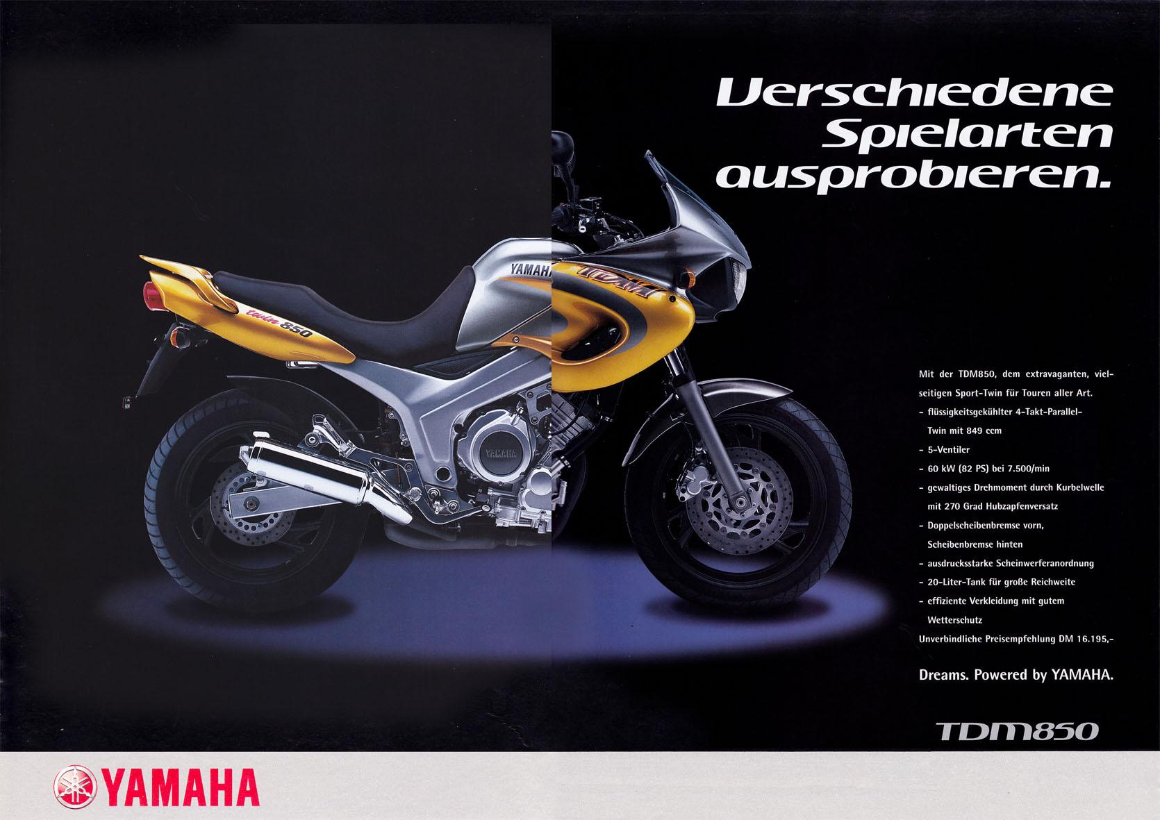 Yamaha Beileger: Fremdgehen leicht gemacht - Uwe Groß (Konzept/Text)