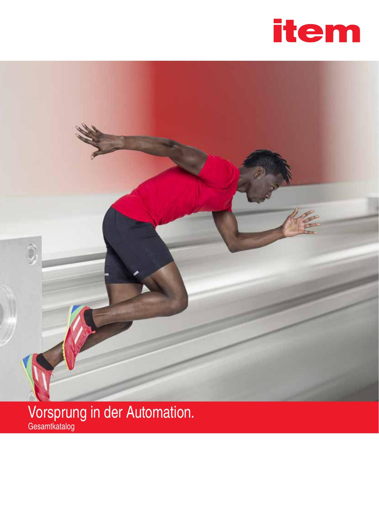 item Gesamtkatalog: Automation Deckblatt